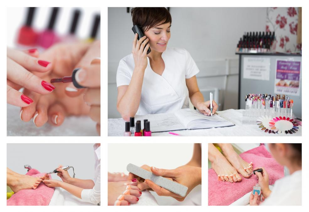 How to Start a Successful Nail Salon in Five Easy Steps - Salon ...